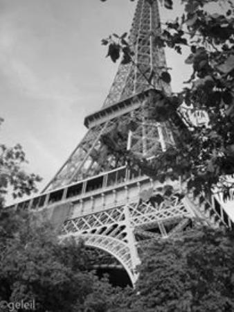 Paris, Prancis: tour eiffel