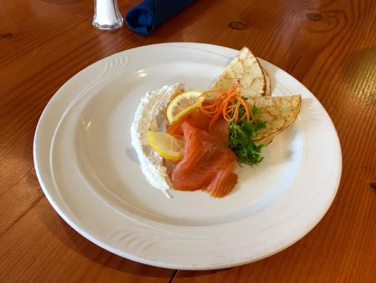 New Milford, CT: Great brunch, just started today. Great individual options, also available as $30 prix fixe with