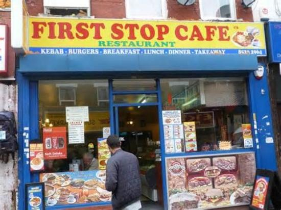 One Of The Best Fast Food Places Ever Picture Of First Stop Cafe