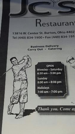 Burton, OH: 20160527_192143_large.jpg