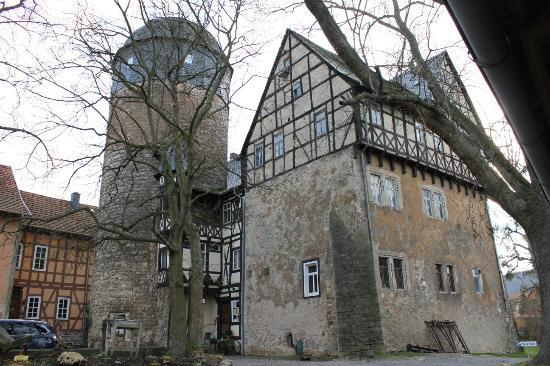 Burg Grossfurra