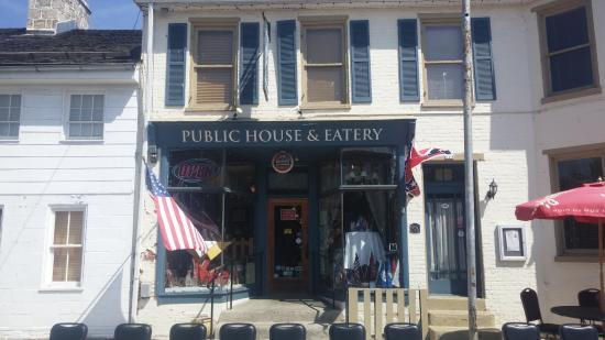 Sharpsburg, แมรี่แลนด์: Facade
