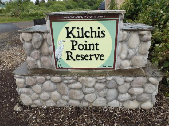 Kilchis Point Reserve