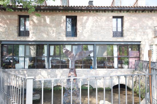 El Molino de Burbáguena: The Hotel
