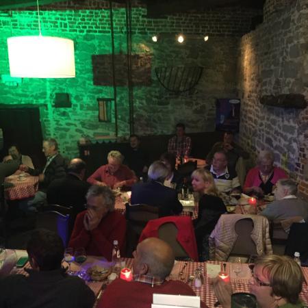 Feluy, Belgia: soirée Pascal Paris