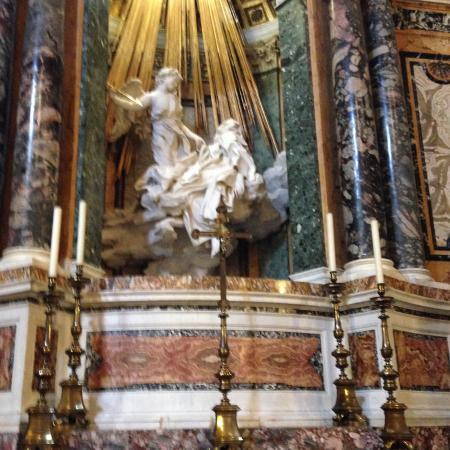 Die Verzückung Der Heiligen Theresa Bernini