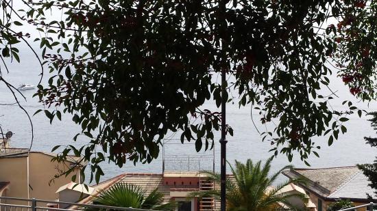 Ιταλική Ριβιέρα, Ιταλία: Vista dalla camera