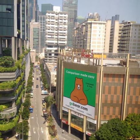 Furama City Centre: view