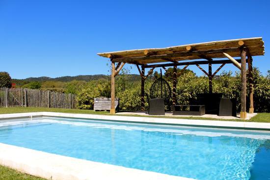 Rognes, ฝรั่งเศส: piscine