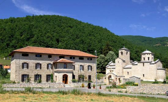 Berane, Μαυροβούνιο: Sedište Eparhije Budimljansko Nikšićke