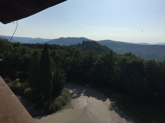 Veszprem, Ungheria: Fortezza delle guardie (Var)