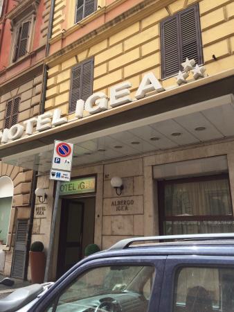 Igea Hotel : photo0.jpg