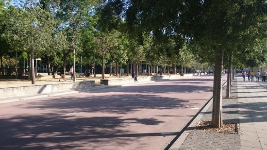 El Parque de Sant Marti
