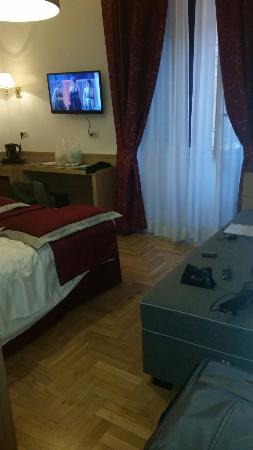 Hotel Nord Nuova Roma: 20160522_192133_large.jpg