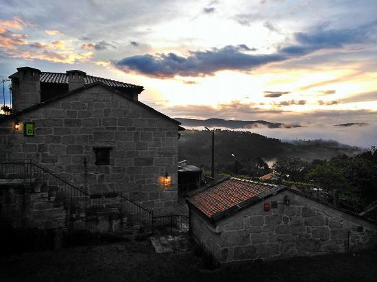 Casa da Solaina: Amanecer