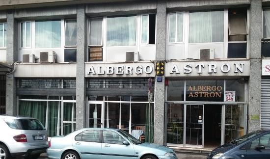 Albergo Astron: Hotel exterior
