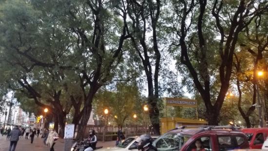 Plaza San Jose de Flores