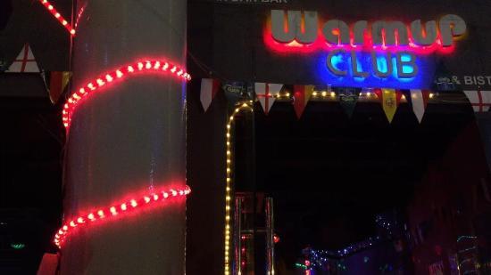 Warmup Club
