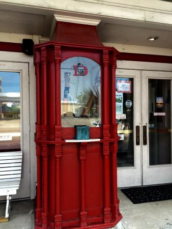 Dixie Theatre: Box office?