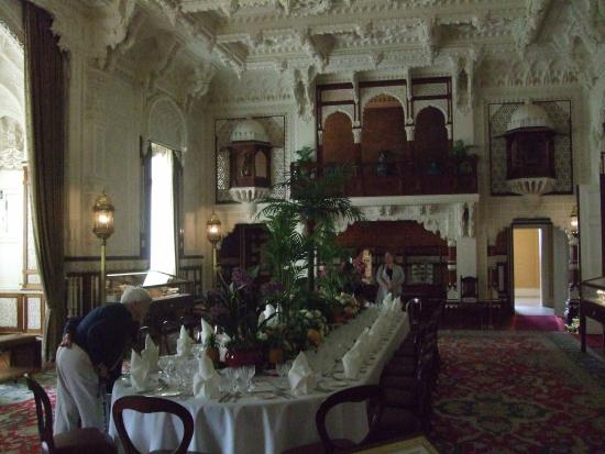 Hampshire, UK: Now that's a dining room