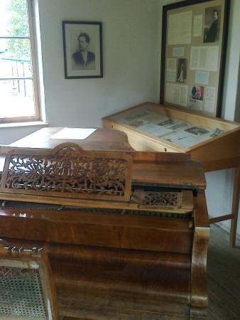 Komponierhaeuschen von Gustav Mahler