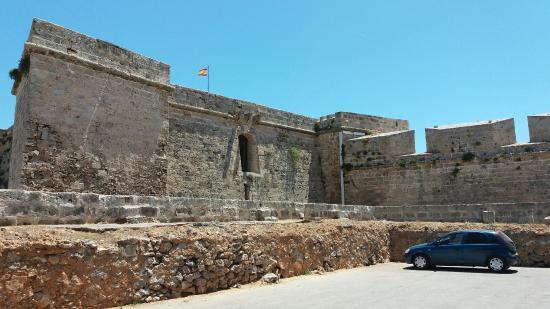 Castell de Sant Carles: 20160529_140432_large.jpg