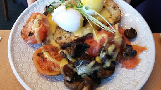 Bellerive, Australien: Plumb Cafe