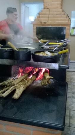 Restaurante Da Maria o Recanto Caipira