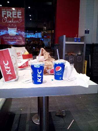 KFC - Nottingham Milton Street