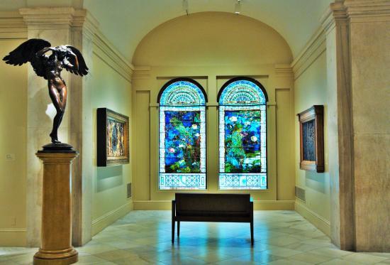 Vitrail art d co et sculpture smithsonian american art for Revue art et decoration