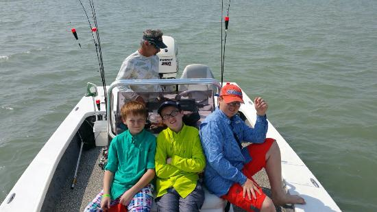 Bob's Bay Fishing - Private Charters: 20160512_103747_large.jpg