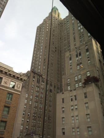 InterContinental New York Barclay: View from 1033