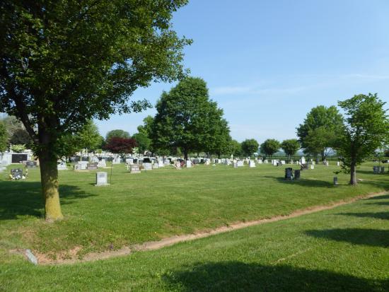 Leesburg, VA: Cemetery