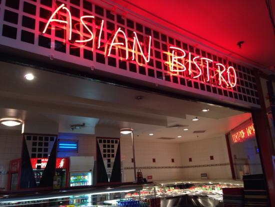 Hasil gambar untuk asian bistro in ANU