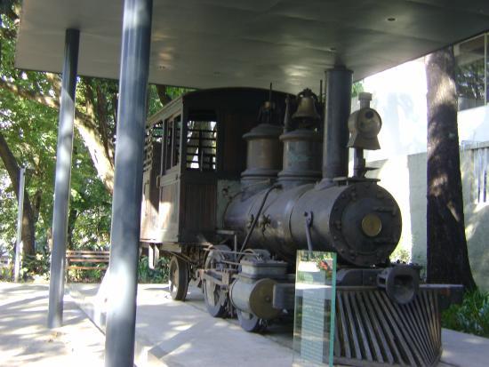 Abilio Barreto Historical Museum : Maria Fumaça
