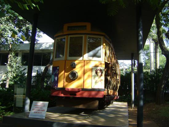 Abilio Barreto Historical Museum : Bondinho