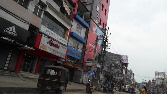 Jorhat, Indien: Gar Ali