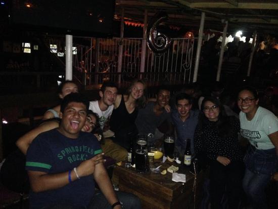 Oaxaca, Mexiko: Txalaparta Bar