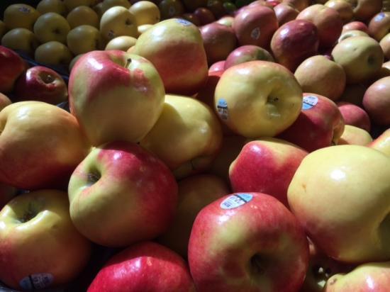 Maple Ridge, Canadá: fresh produce