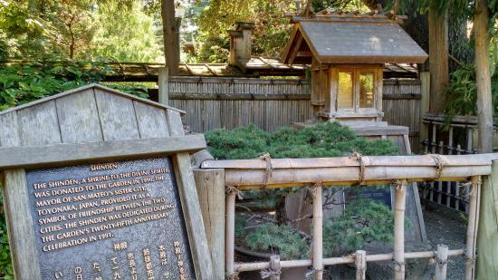 San Mateo, Kalifornien: Shinden info