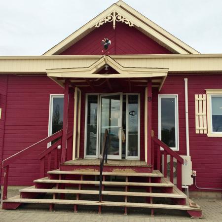 Saint-Fabien, Kanada: Humble Storefront
