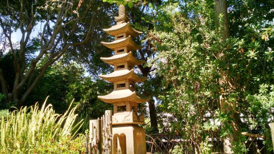 San Mateo, Califórnia: Pagoda