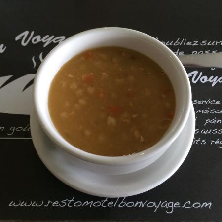 Saint-Fabien, Kanada: Classic Pea Soup