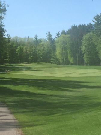 Black Lake Golf Course >> The First Hole At Black Lake Picture Of Black Lake Golf