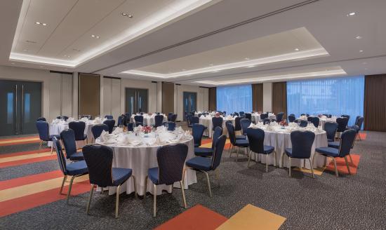 Clark Freeport Zone, Filippinene: Meeting Room Banquet