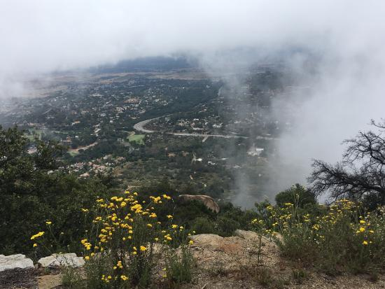 Poway, Californien: View from above
