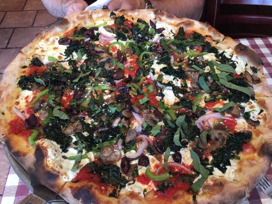 Peppino S Pizza: Picture Of Peppino's Brick Oven Pizza