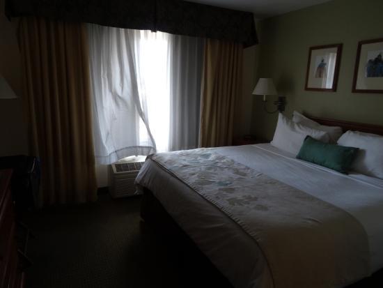 Hawthorn Suites by Wyndham Tempe/mesa/phoenix Area : Bedroom