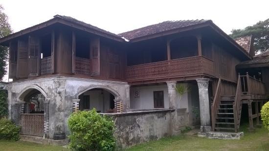 Kuala Terengganu, Malaysia: Kota Lama Duyung
