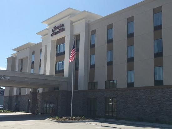 Hampton Inn & Suites Ames